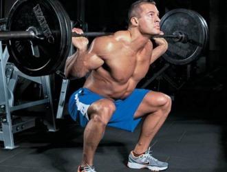 Силовые тренировки способствуют повышению тестостерона в организме