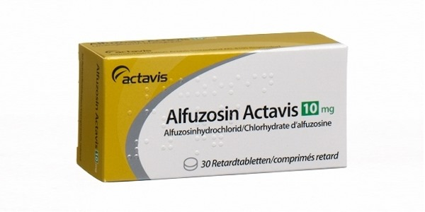 альфузозин инструкция по применению цена отзывы врачей
