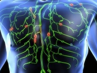 При раке яичек возможна блокада лимфатической системы