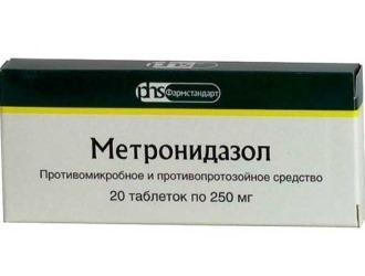 Для лечения трихомонадного уретрита применяют Метронидазол