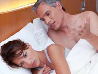 Простатит может сказаться на половой функции мужчины