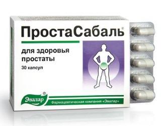 """Фармакологические показания к препарату """"Простасабаль"""""""