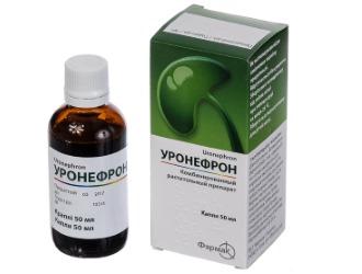 Уронефрон - как проходит терапия мочевыводящей системы с помощью препарата?